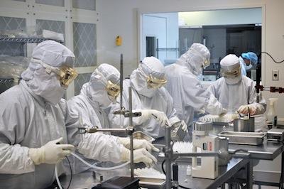 The YDI Laboratory Accidents Report