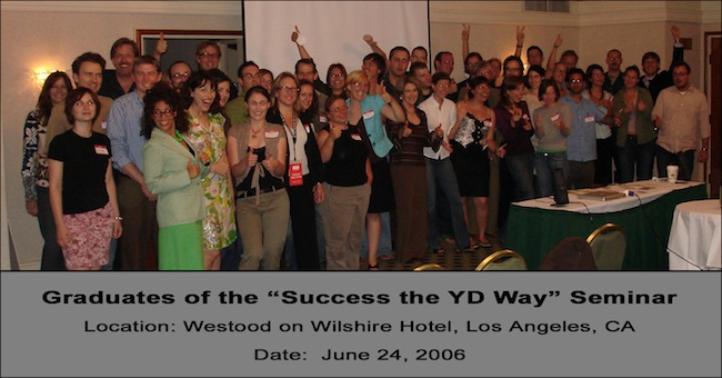 YDI Success Seminar L.A.
