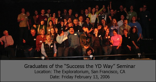 YDI Success Seminar in SF