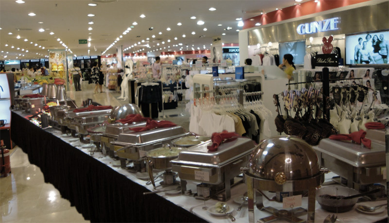 YDI's Black Friday in store eats
